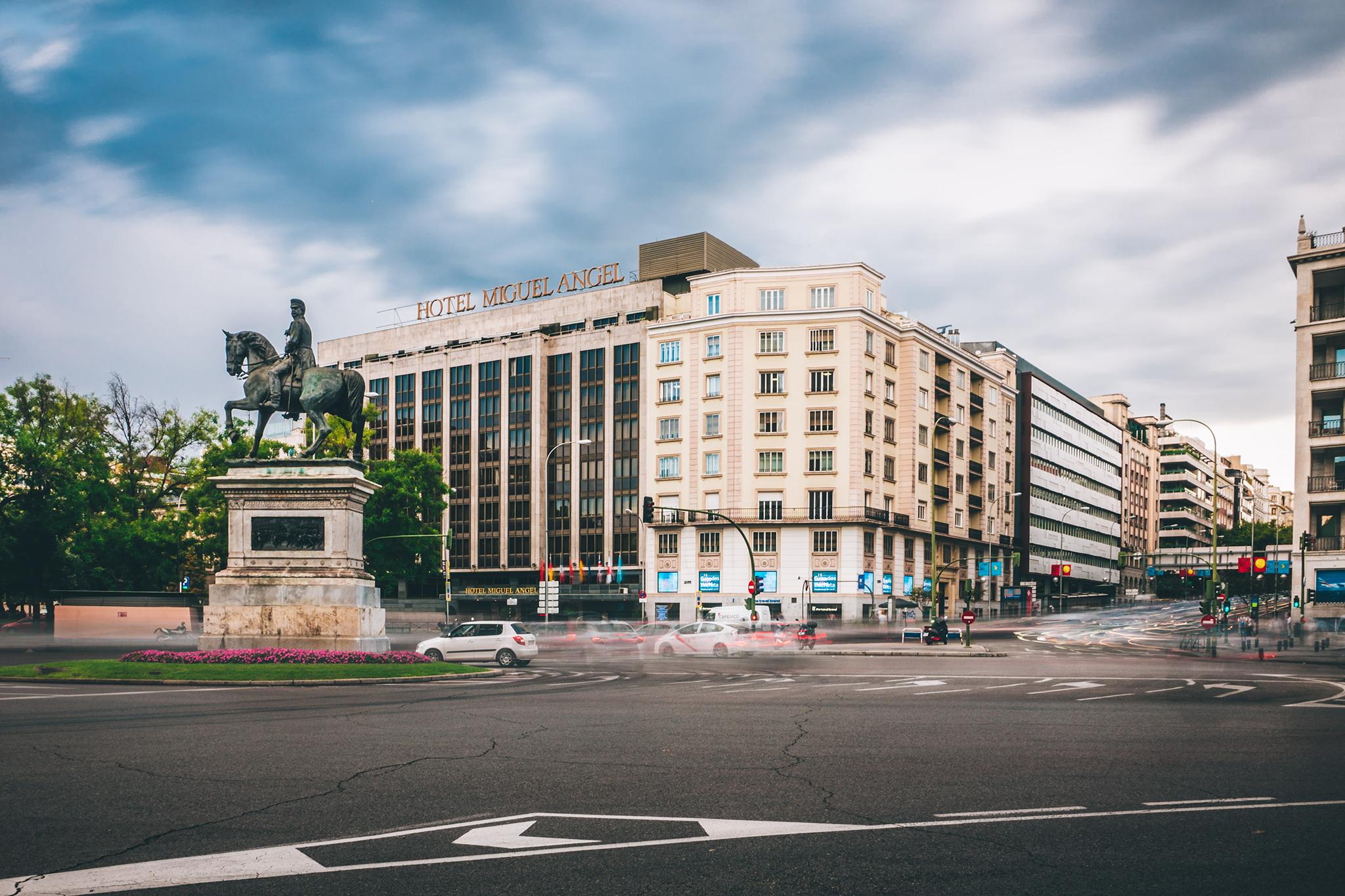 Hotel Miguel Angel Restaurante